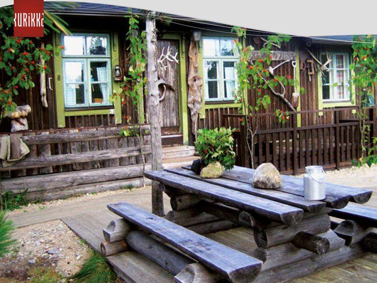 Reinon Tupa sijaitsee Kurikassa keskellä kauneinta pohjalaista suomaisemaa. Reino's Cottage is located in the middle of the beautiful, Ostrobothnian peat land. www.reinontupa.fi