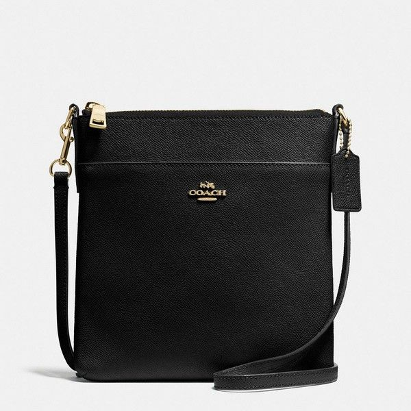 Coach Messenger Crossbody ($145) ❤ liked on Polyvore featuring bags, zip top bag, travel bag, travel messenger bag, messenger crossbody and coach bags