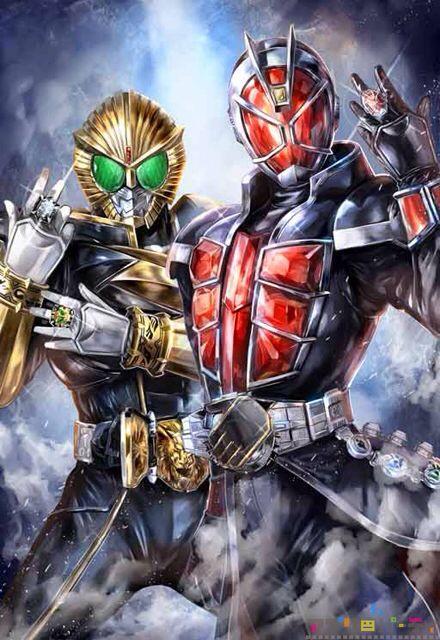 Kamen rider Wizard | Tokusatsu | Pinterest | Kamen rider ...