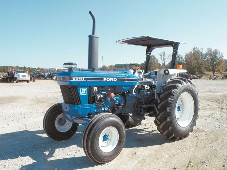 Ford 7600 Problems : Best images about blue ford tractors on pinterest