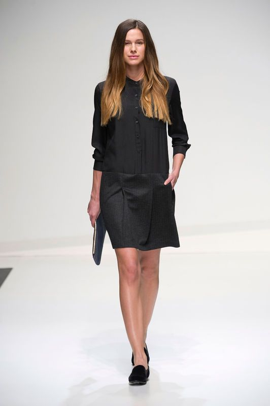 Stefanel 2014/2015 Milano Fashion Week.