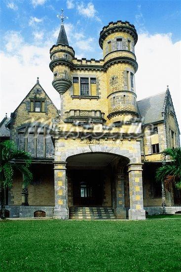 Stollmeyer 's Castle, Magnificent Seven, Port of Spain