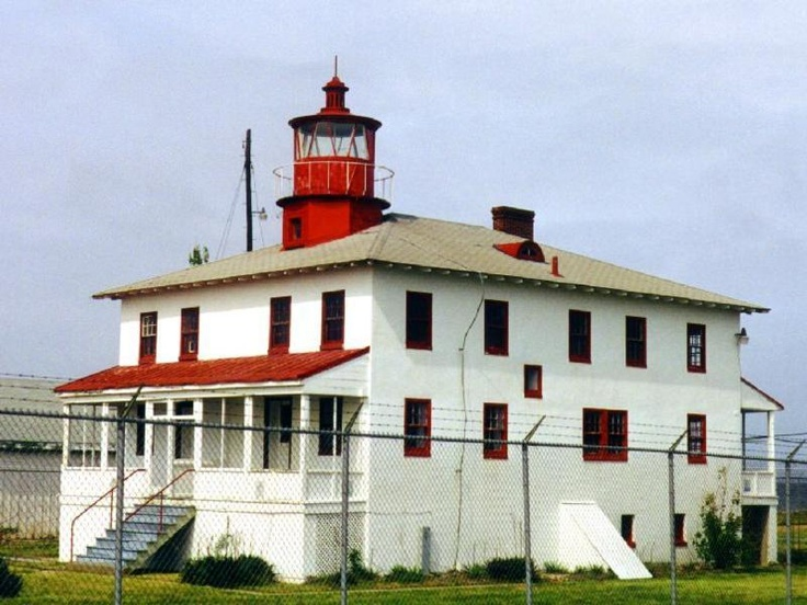 Lighthouse at Point Lookout