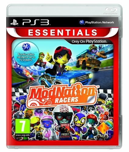Modnation Racers ESN (PS3) by Sony Computer Entertainment