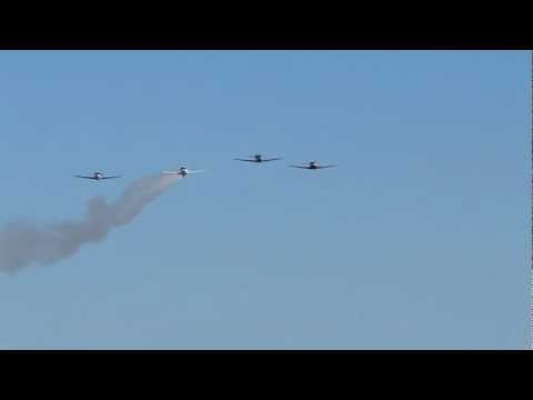 Missing Man Formation by Swift Museum Foundation