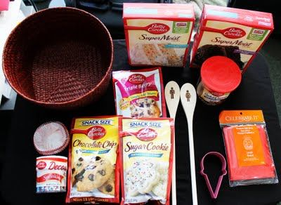 Best 20 Baking Gift Baskets Ideas On Pinterest