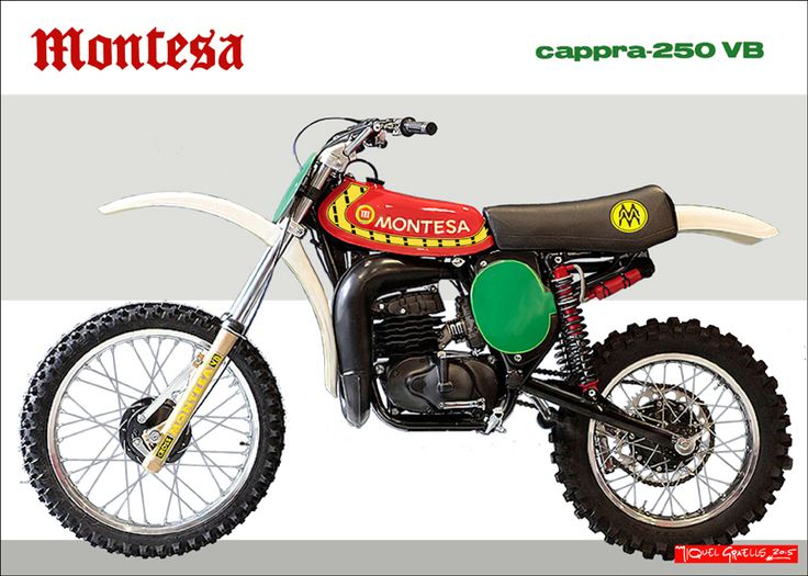 Montesa Cappra 250 VB