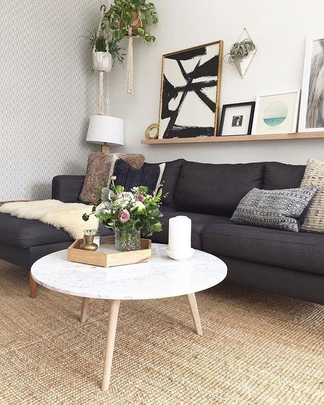 Mara Oak Coffee Table Coffee Table Modern Furniture Living Room Marble Tables Living Room