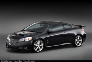 2006 Pontiac G6 GXP Coupe Concept Ram Air and a 6speed - http://sickestcars.com/2013/05/25/2006-pontiac-g6-gxp-coupe-concept-ram-air-and-a-6speed/