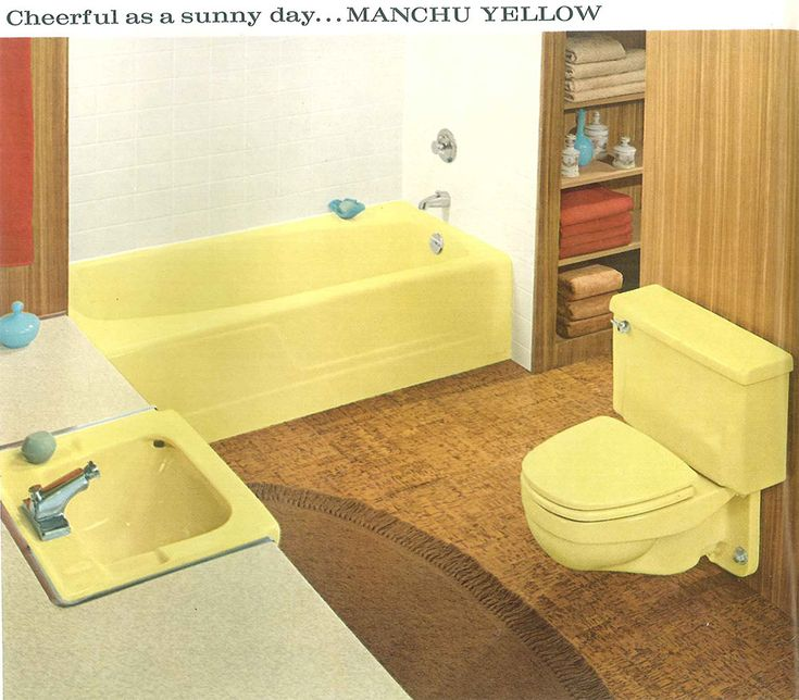 17 best images about vintage design on pinterest for 1960s bathroom design