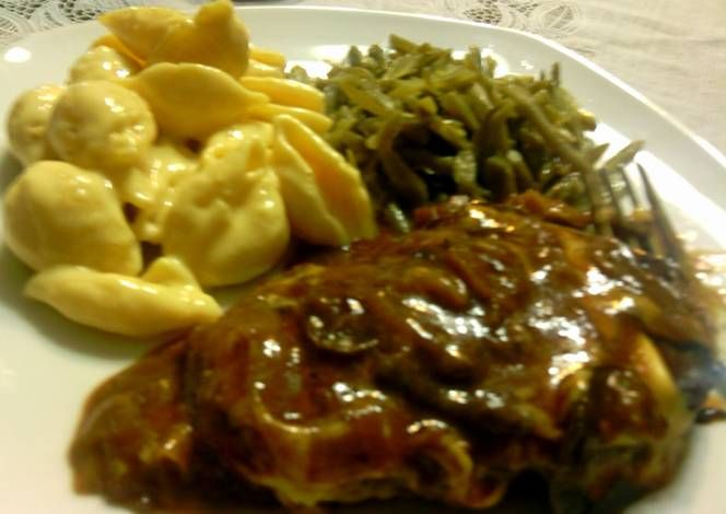 sunshines smothered hamburgers steak Recipe -  Very Delicious. You must try this recipe!