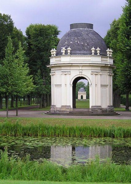 Pavillon, Herrenhäuser Garten, Hannover, Germany