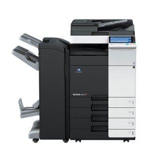Mid-size multifunction Konica Minolta Bizhub color copier/printer/scanner/fax