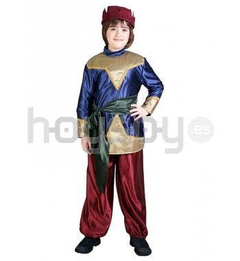 Incluye: traje completo y gorro #Disfraces #Navidad #Niño