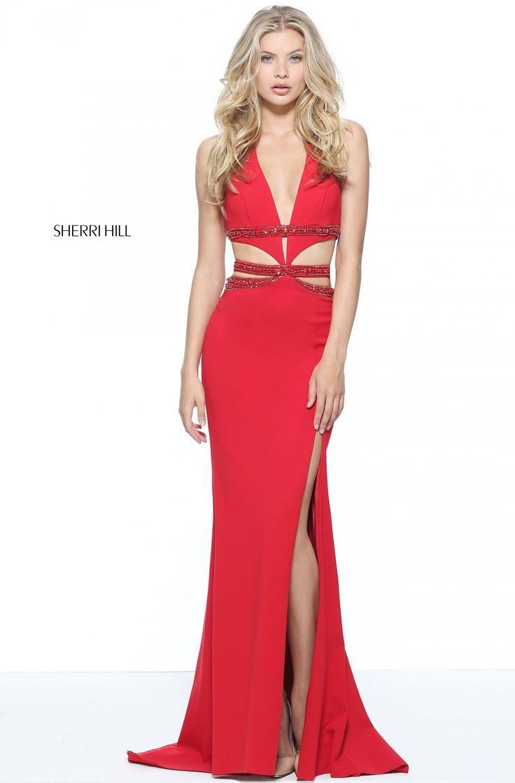 1072 besten Sherri Hill Bilder auf Pinterest   Abendkleider ...