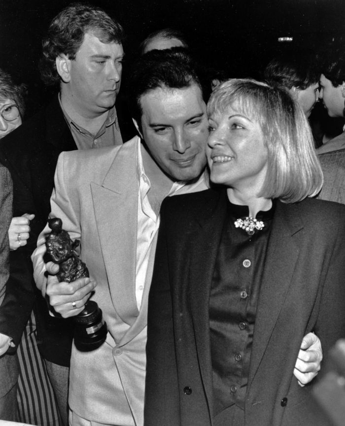 Freddie Mercury & Mary Austin                                                                                                                                                                                 More