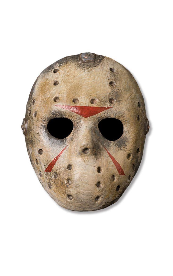 Jason Voorhees -maski
