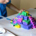 Детские опыты. Развитие логического мышления, логики и моторики у детей / Ёжка - стихи, загадки, творчество и уроки рисования для детей