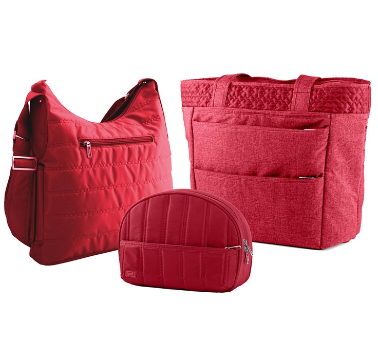 #ilovetoshop    Buy Lug Set of 3 Shop and Sun Travel Bags, Lugand Luggage & Sets from The Shopping Channel, Canada's home shopping network-Online Shopping for Canadians