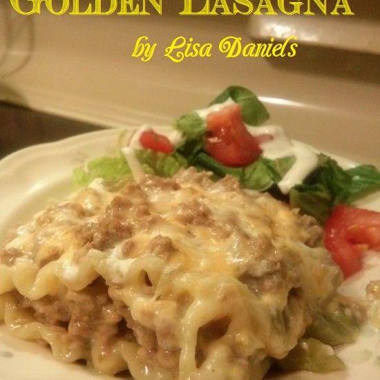 Golden+Lasagna