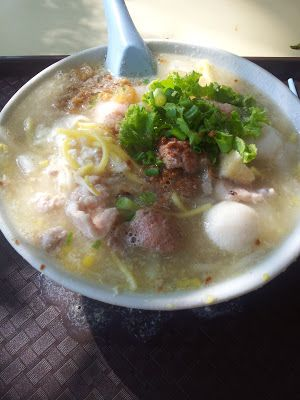Eating All the Way!: Pork Noodles @ Teck Kee Cooked Food, Kebun Baru Food Centre