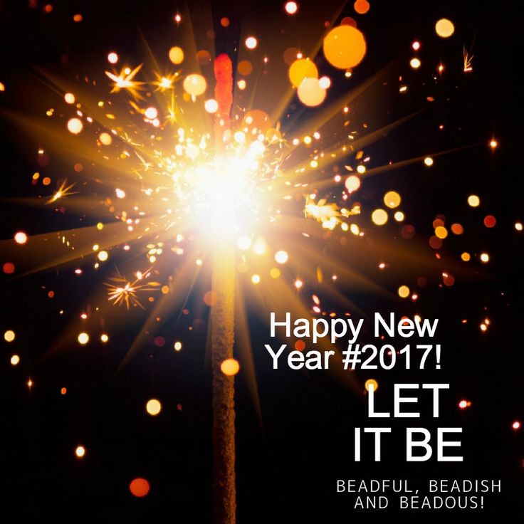 Happy New Year 2017! https://czechbeadsexclusive.com/happy-new-year-2017/?utm_source=PN&utm_medium=czechbeads&utm_campaign=SNAP #CzechBeadsExclusive #czechbeads #glassbeads #bead #beaded #beading #beadedjewelry #handmade