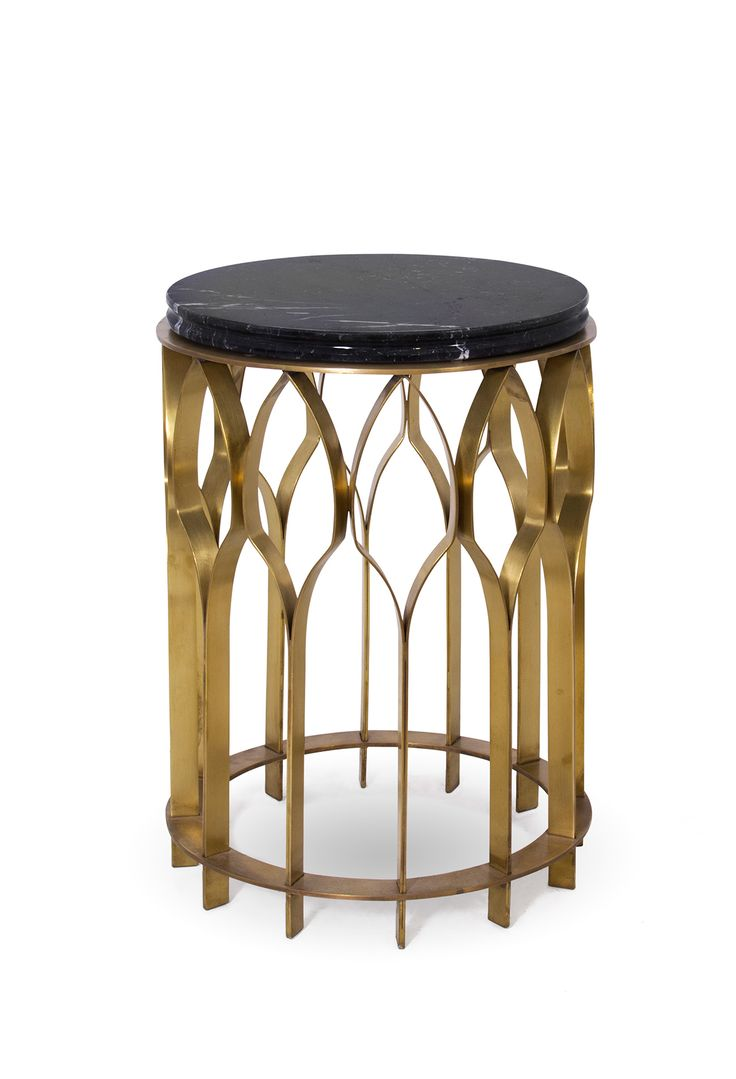 1000 ideas about Round Side Table on Pinterest