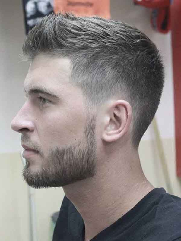 My New Spring Haircut Video 40 Photos For Men S Spring Haircut Inspiration Primer Mens Haircuts Short Mens Hairstyles Short Mens Haircuts Fade