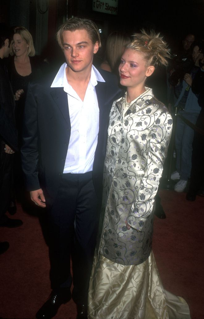 Leonardo DiCaprio et Claire Danes
