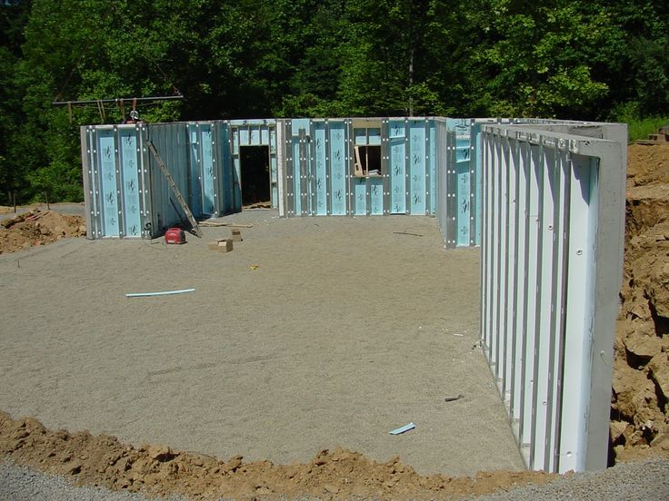 1000 images about foundations on pinterest home plans for Superior foundation walls