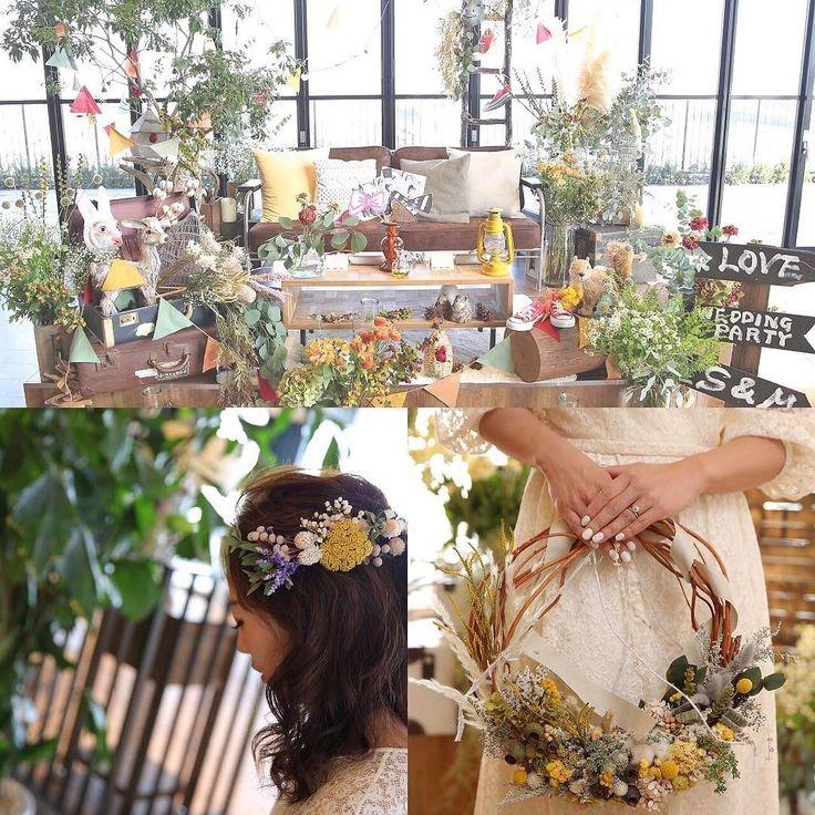 今日のpick up REAL PARTY LINK TO FAMILIAR Bride:@myr_wedding Planner古原 亜美(BAYSIDE GEIHINKAN VERANDA minatomirai)  一面の窓から明るい日差しがこぼれる中木の下でピクニックをしているみたいな高砂席が印象的なウェディング野原から摘んできたような色とりどりの花をアクセントにかわいい動物たちやコンバースなどをデコレーション  このウェディングのアルバムを見る Website: @archdays プロフィールから記事にとべます  #archdays #ウェディング #wedding #bridal  #weddingdecor #プレ花嫁 #オリジナルウェディング #花嫁 #卒花嫁 #卒花嫁レポ #結婚式 #結婚準備 #ウェディングレポ #横浜ウェディング #横浜結婚式 #ベイサイド迎賓館VERANDA #みなとみらい #マリンアンドウォーク #オーシャンビュー #会場装飾 #高砂 #ブーケ #ナチュラルウェディング #花冠 #全国のプレ花嫁さんと繋がりたい #2017婚…