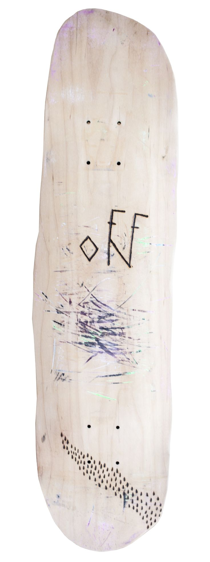 Off On part of the Skateboard Trophies Series by Luke Chiswell | Buy Affordable Art Online Exclusively on Tappan Collective