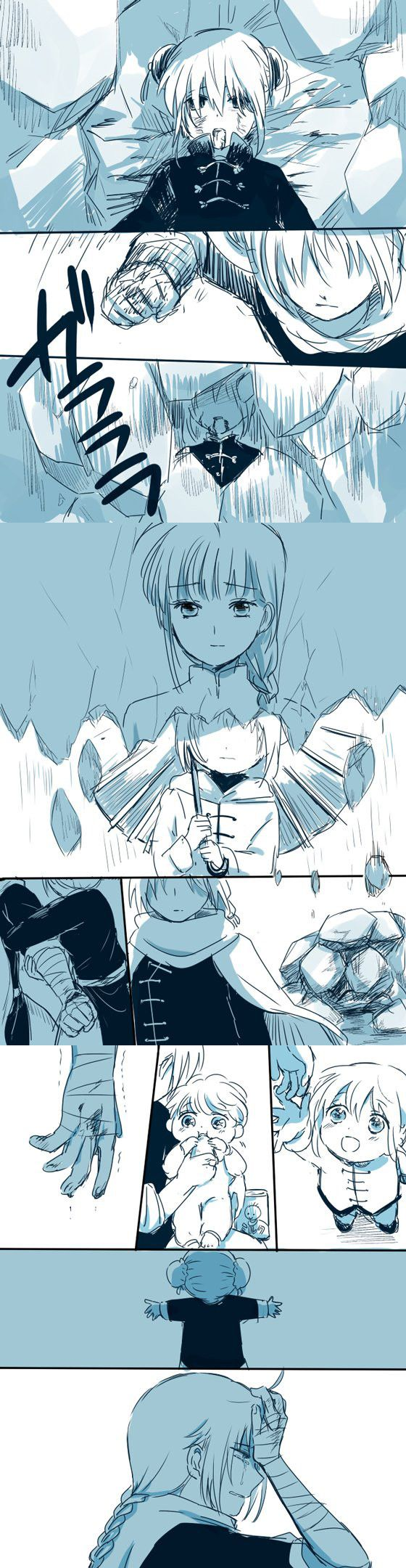 Чтение манги Гинтама 64 - 582 Кристалл - самые свежие переводы. Read manga online! - ReadManga.me