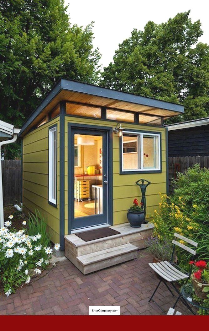10x10 Corner Shed Plans And Pics Of Shed Plans Slant Roof Tip 20768326 Sheds Pottingsheds Backyard Cottage Backyard Storage Sheds Shed Design