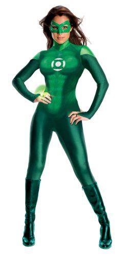 Green Lantern Secret Wishes Sexy Uniform