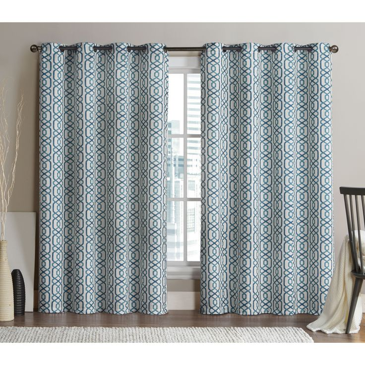 25 Best Ideas About Printed Curtains On Pinterest