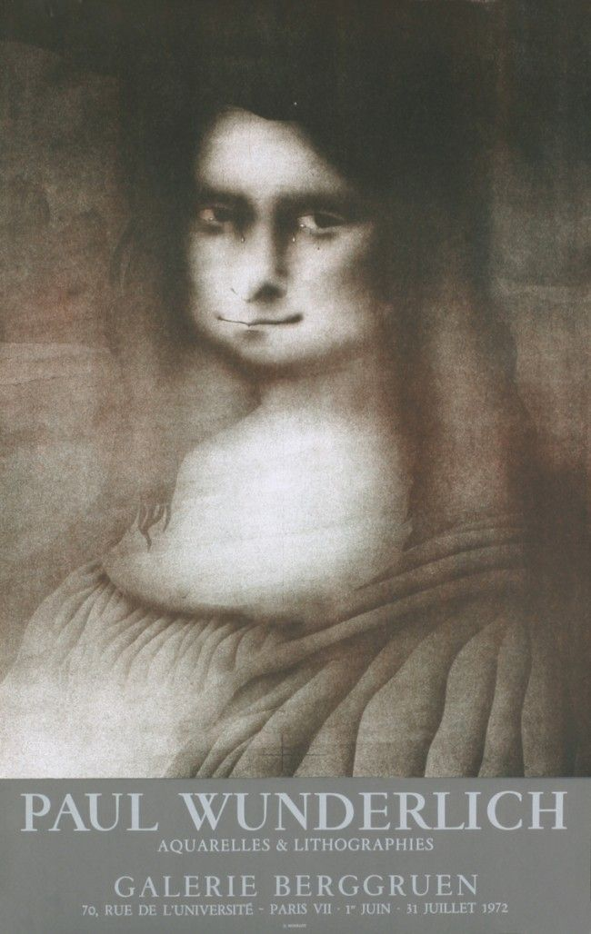 Wunderlich- Galerie Berggruen, Tears