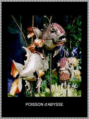 Poisson d'abysse 185,00 CA$ (ch)
