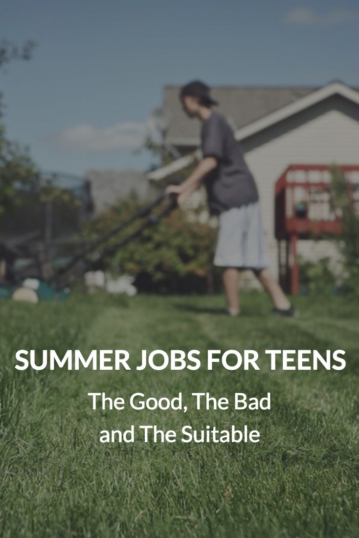17 best ideas about summer jobs for teens teen jobs all in one parents guide on summer jobs for teens