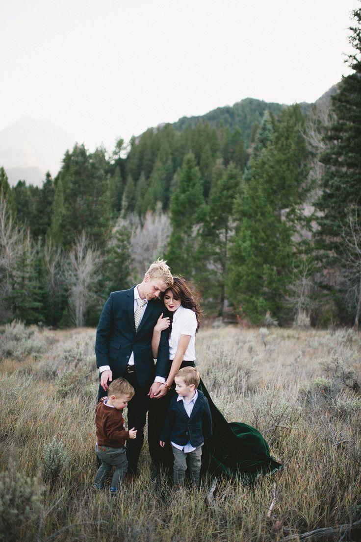 The Richardson family | blushbyb.com