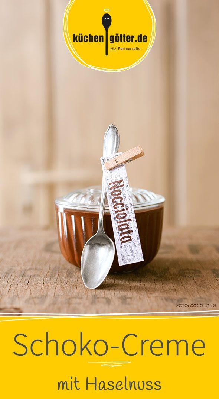 Unsere Geschenkidee für ein ganz besondere Frühstück. Mit unserem Rezept für Schoko-Creme punktet ihr vor allem bei Schoko-Liebhabern.