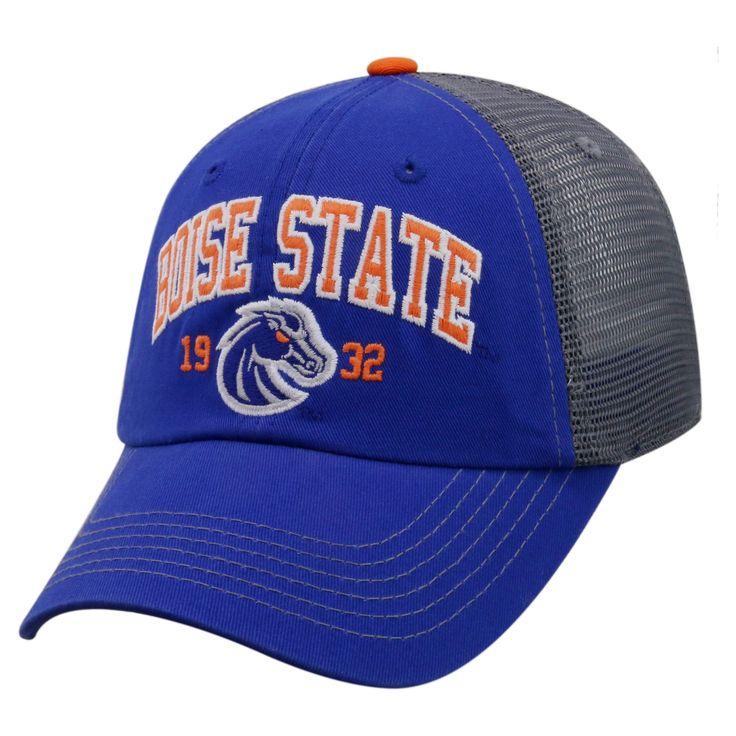 Baseball Hats NCAA Boise State Broncos Team Color, Men's