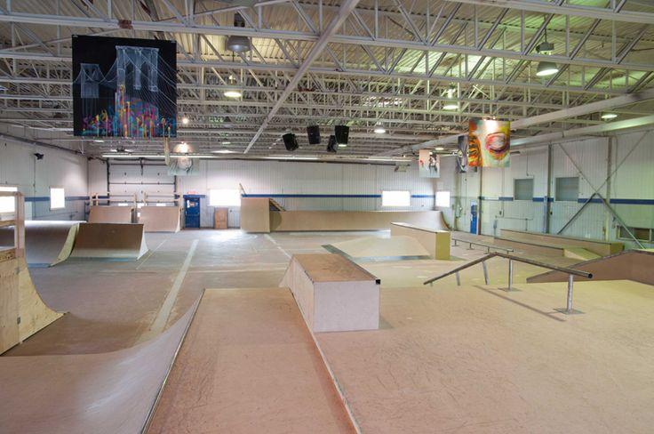 Image result for spin skatepark