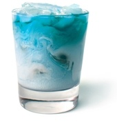 Blue Frost made with UV Blue