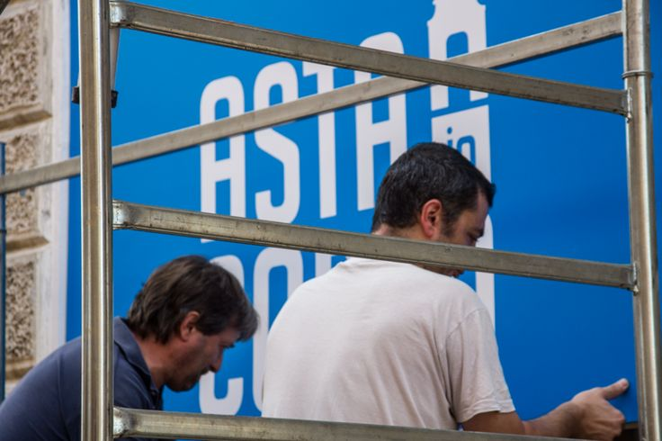 Backstage Asta in Corso a Jesi - Questagenzianonhanome