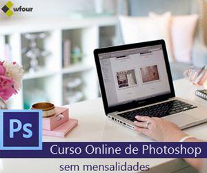 Curso Online de Photoshop sem mensalidades e com Certificado Digital gratuito. O Curso Online de...