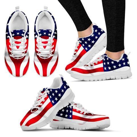 AMERICAN FLAG 3 - MEN & WOMEN