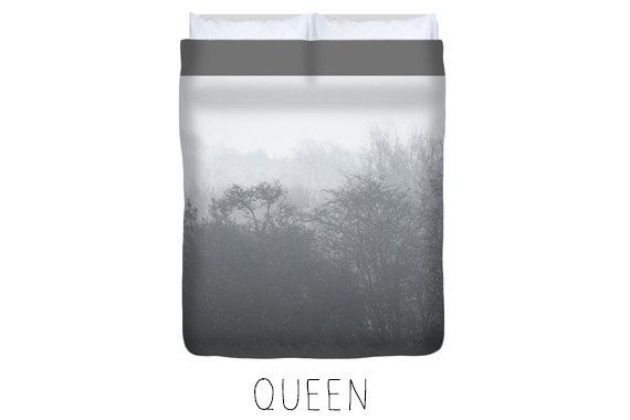 This unique duvet cover featuring my original fine art photography is available in four sizes: - King (104 x 88) - Queen (88 x 88) - Full (78