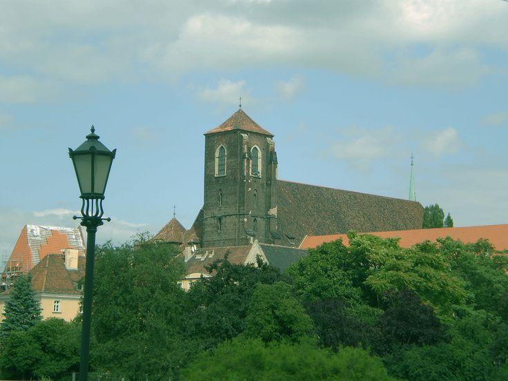 Wroclaw// Virgin Mary church// 14th century//v223