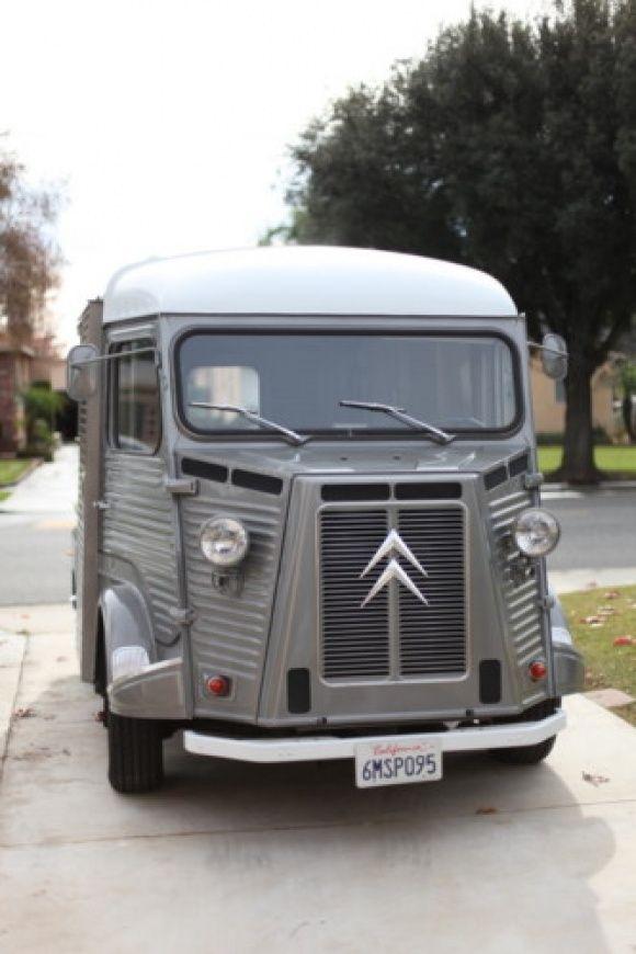 1973 Citroen HY Van